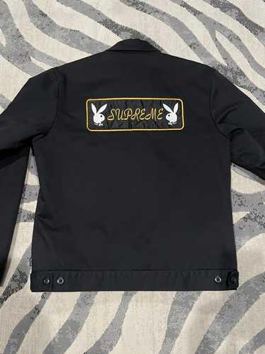 Playboy × Supreme Supreme Playboy Work Jacket