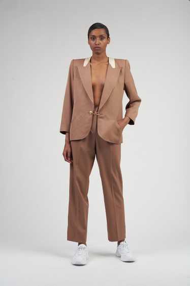 Vintage 80's Valentino Power Suit