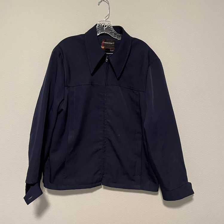 Vintage Vintage navy jacket - image 2