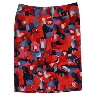 Anthropology Skirt Cotton