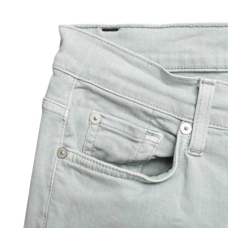 7 For All Mankind Jeans in mint green - image 3
