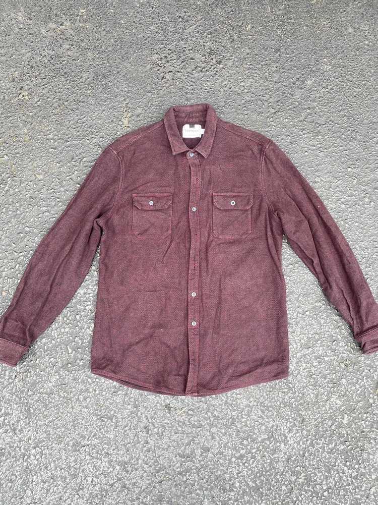 Topman Topman Flannel Shirt - image 1