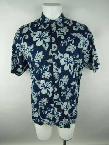 Big Dogs Hawaiian Shirt