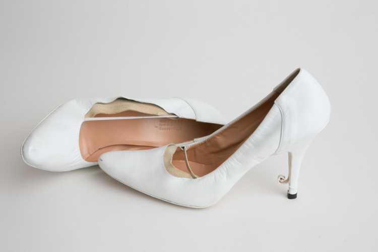 Maison Martin Margiela Deconstructed Shoes - image 2