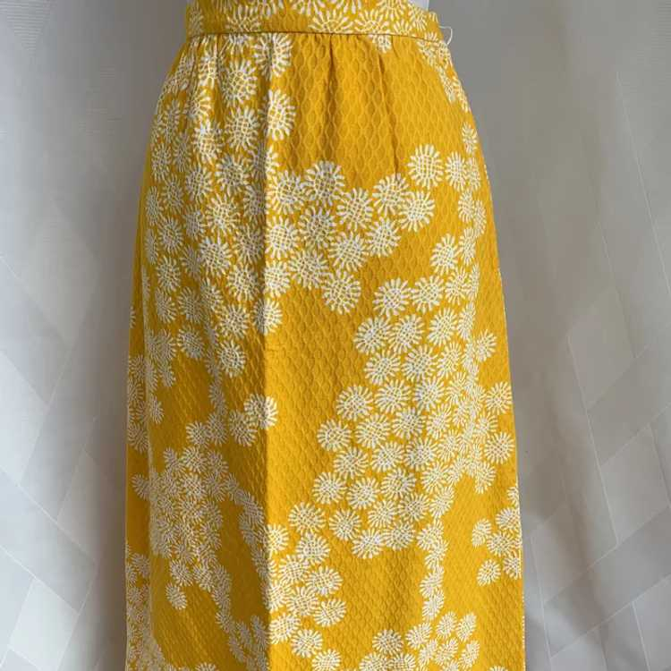Nelly de Grab New York,Vintage 1970s, NOS Yellow … - image 4