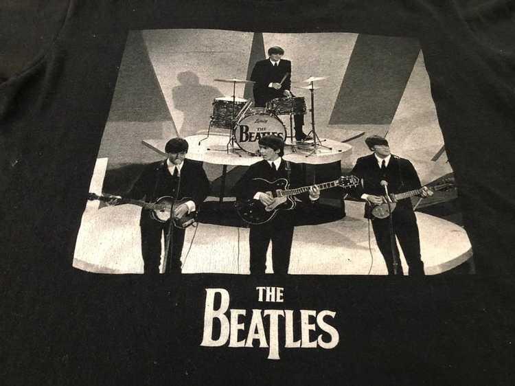 Band Tees × Rock Tees × Vintage Vintage The Beatl… - image 2