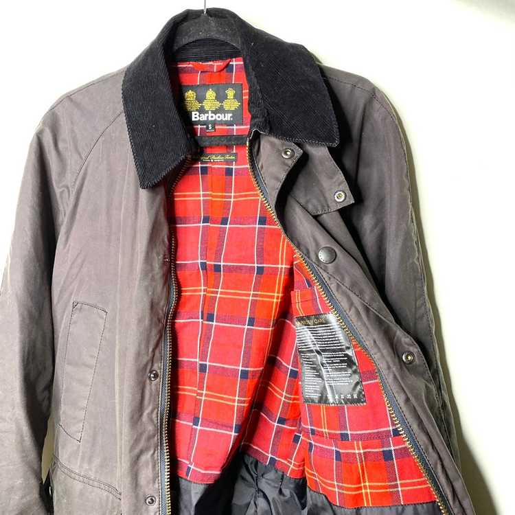 Barbour Barbour Classic Bedale brown Wax Jacket S - image 10