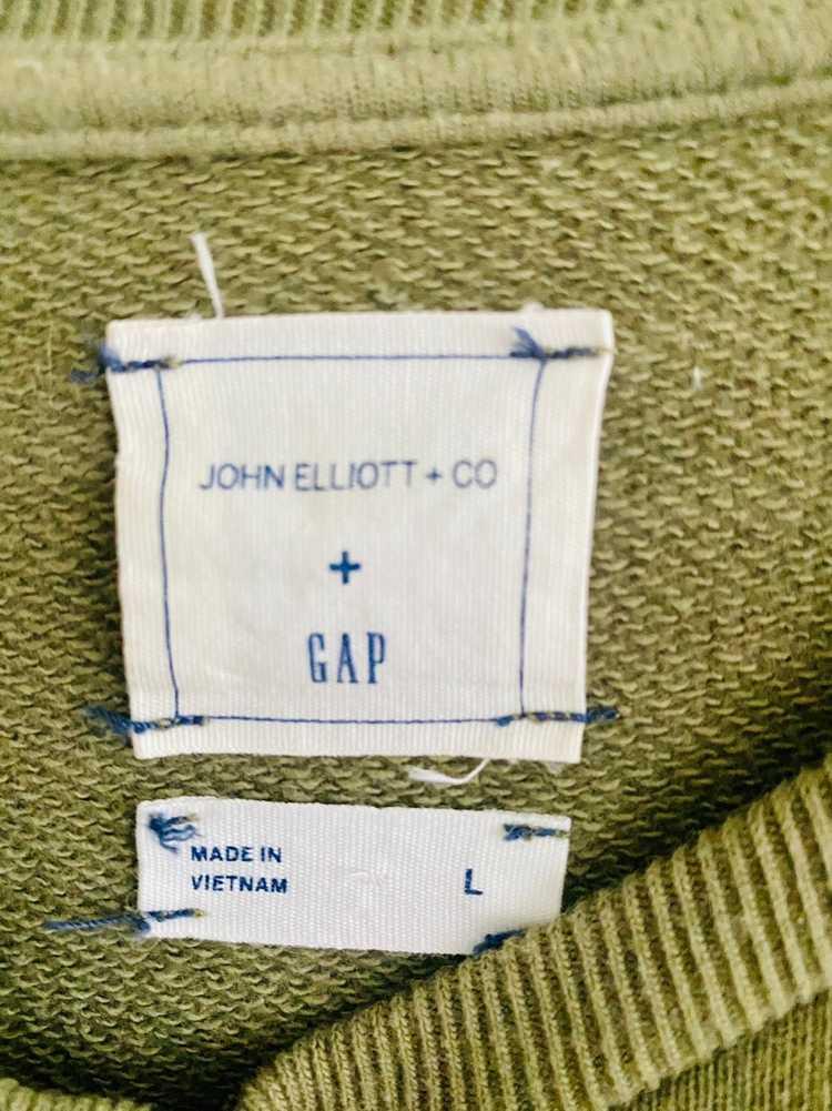 John Elliott John Elliott x Gap Crewneck Sweatshi… - image 4