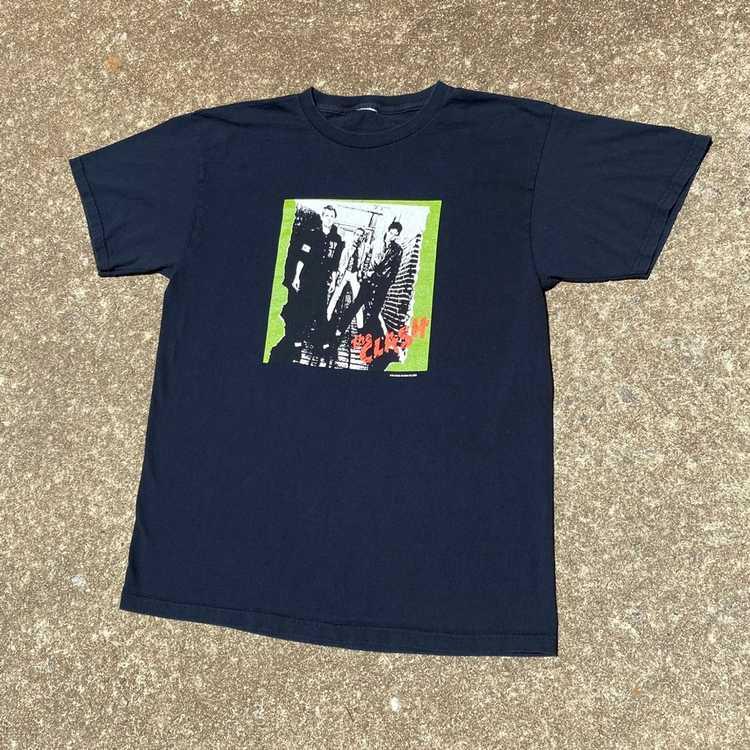 Band Tees × Vintage 2003 The Clash Group Photo Ba… - image 4