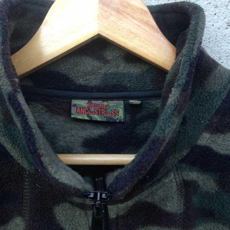 Camo × Military Camouflage Military Fleece Camo S… - image 5
