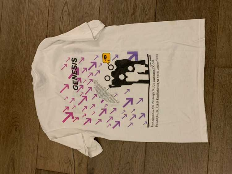 Band Tees × Rock Tees × Vintage Genesis shirt - image 2
