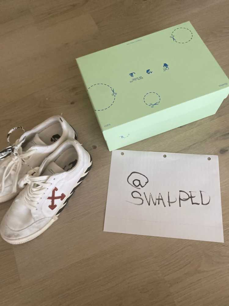 Off-White off white vulcanized authentic - image 7