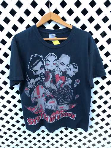 Rock Tees System Of A Down
