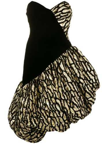 Bob Mackie Vintage - 1980's balloon dress - women