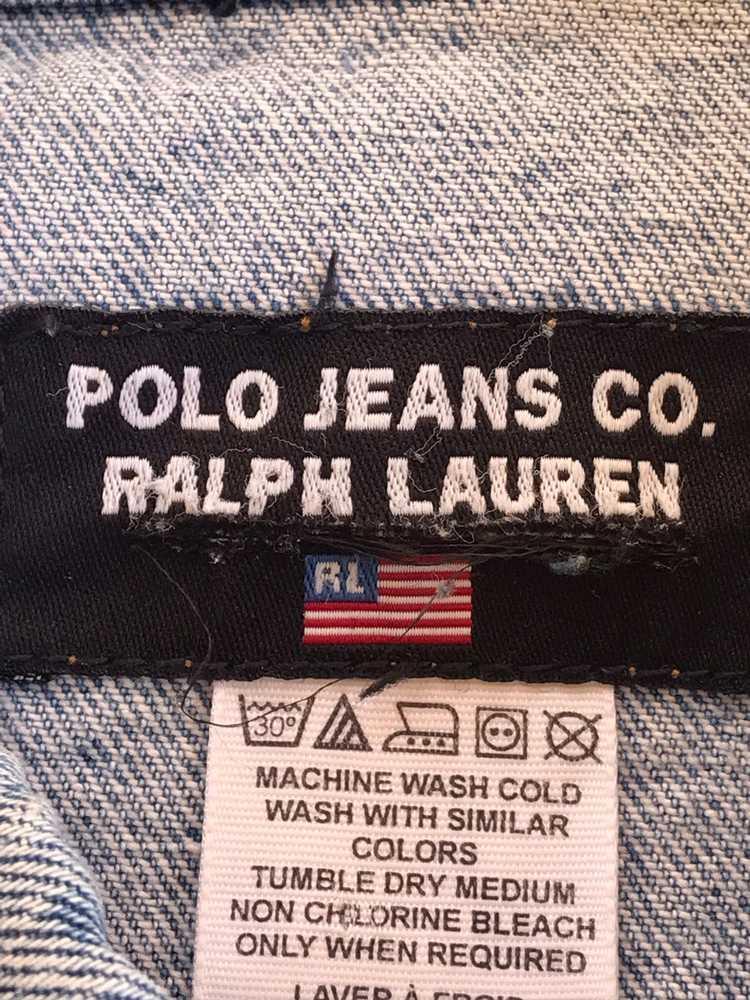 Polo Ralph Lauren × Vintage Vintage Polo Ralph La… - image 4