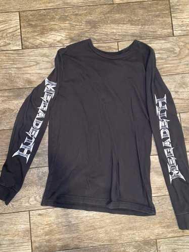 Megadeth Vintage Megadeth Long Sleeve
