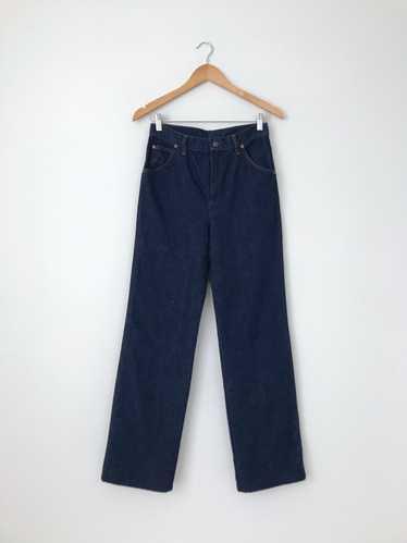 Vintage Dark Cotton Jeans