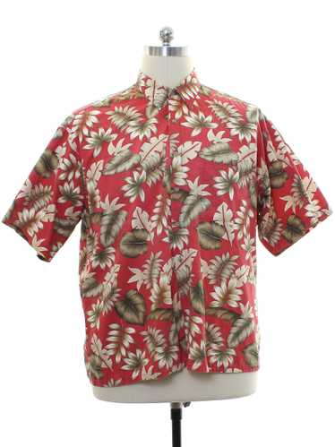 1980's Campia Mens Hawaiian Shirt
