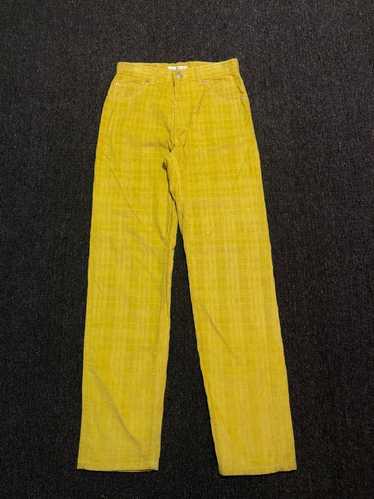 Valentino Corduroy pants