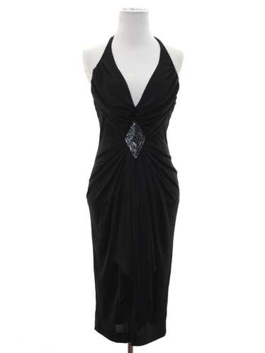 1980's Climax Womens/Girls Prom Or Cocktail Dress