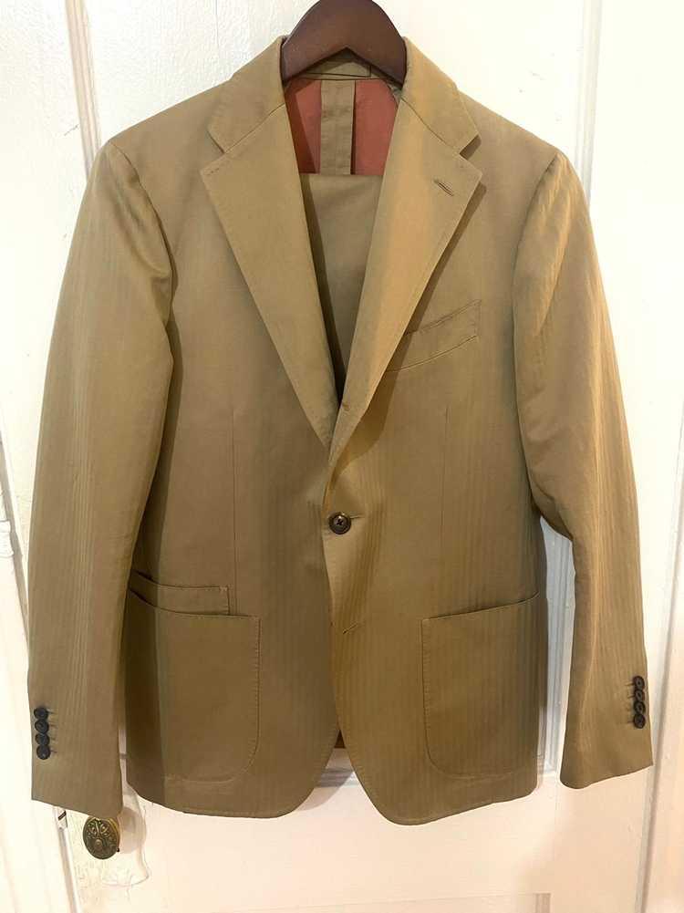 Drakes Drakes Linen Suit - image 1