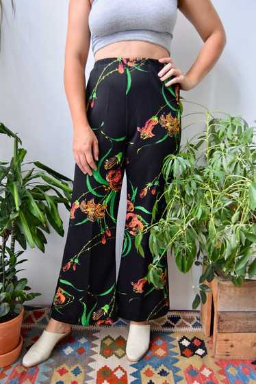 Seventies Lily Bell Bottoms - image 1