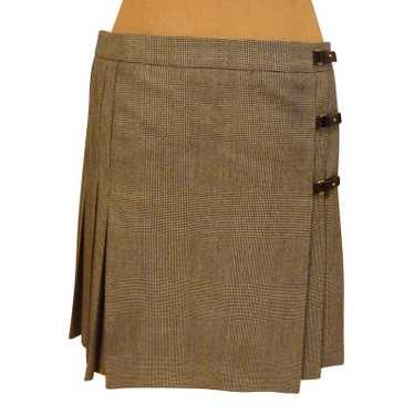 Akris Wrap skirt