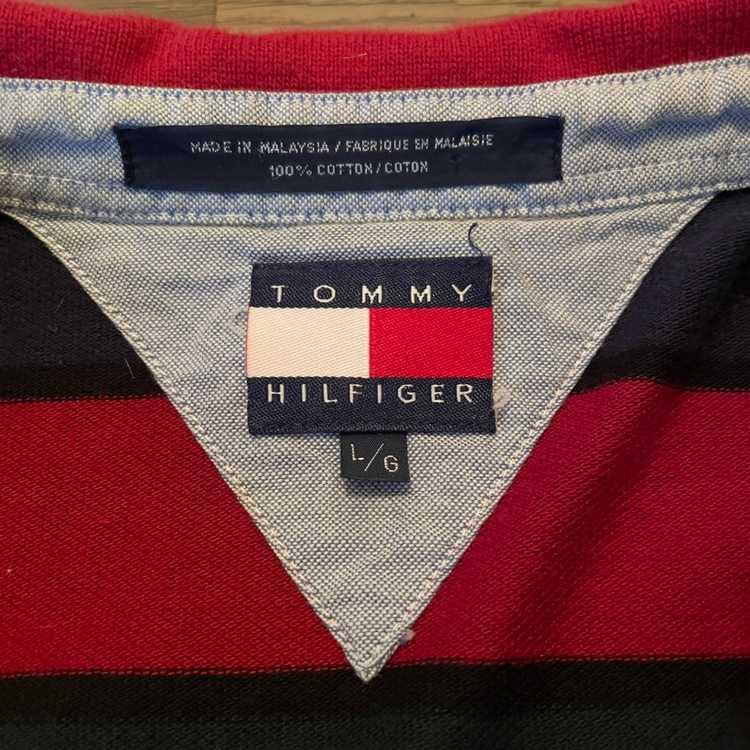 Tommy Hilfiger × Vintage Vintage Tommy Hilfiger C… - image 4
