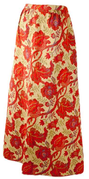 Designer Nelly de Grab Tapestry Skirt