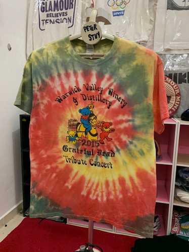 Vintage Jerry Garcia Tie Pure Silk Uncorrected Manuscript Grateful Dead Music Musician Necktie 56 x 3.75 Vintage Tie Shop T671