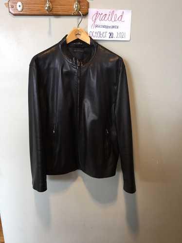 Bruno Magli Bruno Magli Leather Jacket