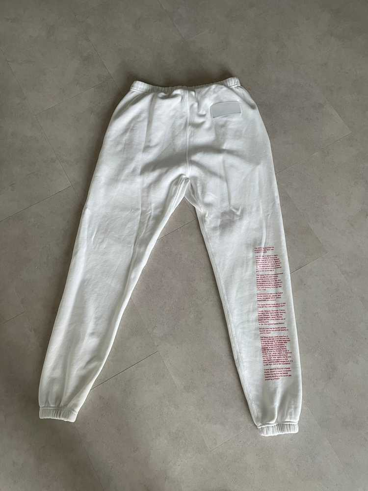 Heron Preston Heron Preston NASA Slim Sweatpants - image 3