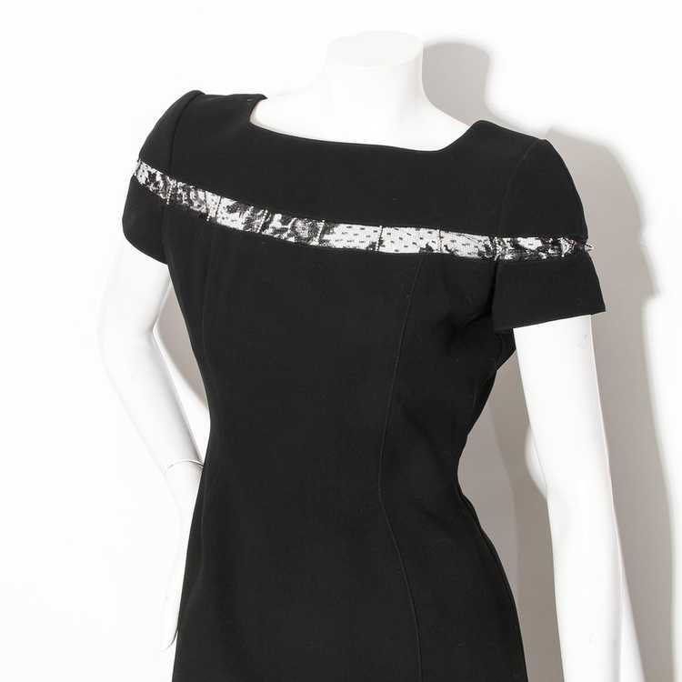 Mugler Little Black Dress - image 3