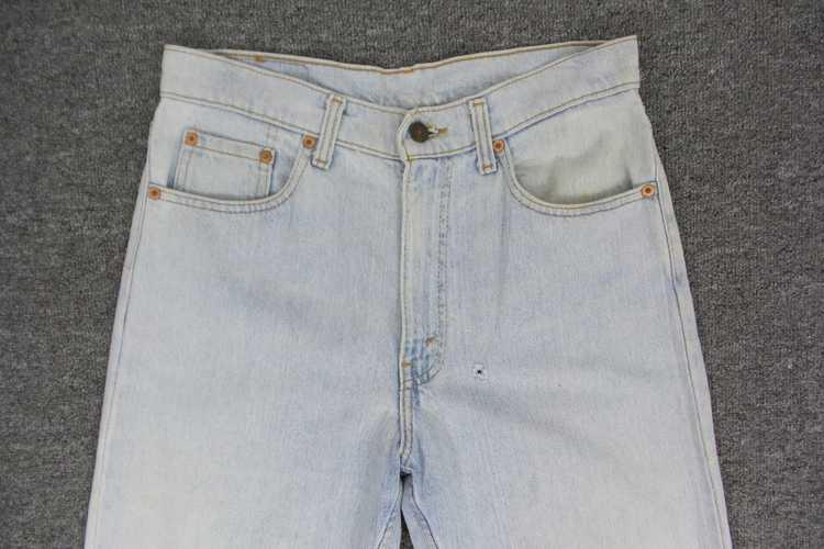 Levi's Distressed Levi's 510-0217 Jeans W30xL30.5 - image 3