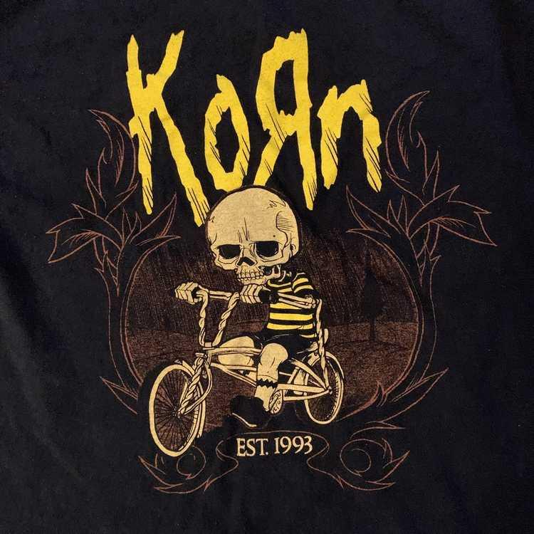 Band Tees × Rock Tees × Vintage Vintage Korn Shirt - image 2