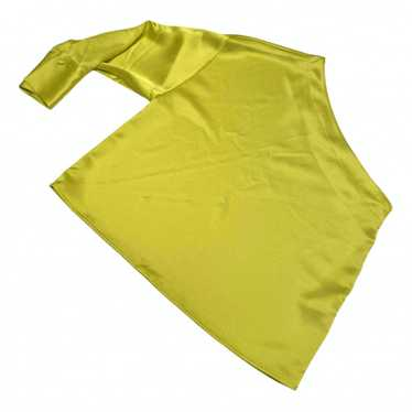 Msgm Yellow top for Women 40 IT