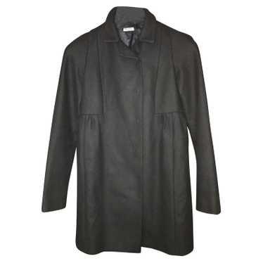 Miu Miu Wool black coat from Miu Miu