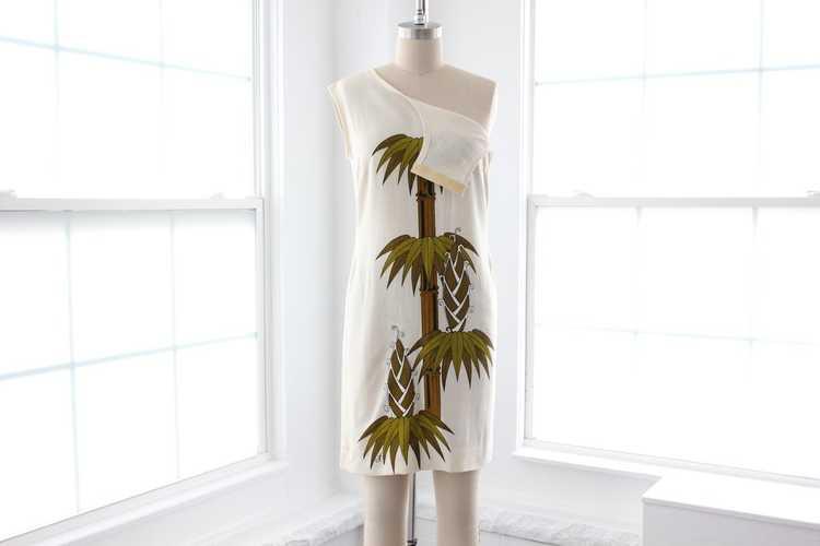 70s Shaheen Shift Dress - image 2