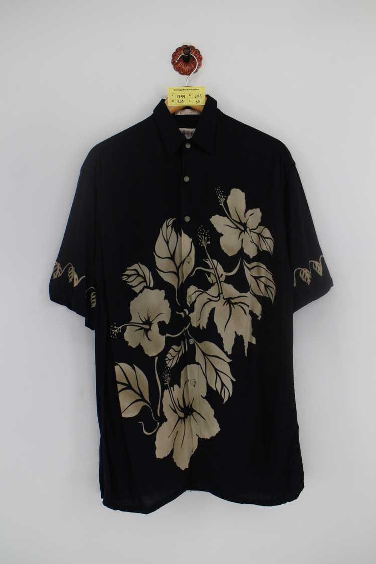 Campia Moda × Hawaiian Shirt Vintage 90s HAWAIIAN… - image 1