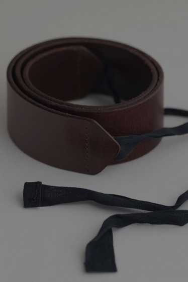 Vintage Martin Margiela Leather Belt