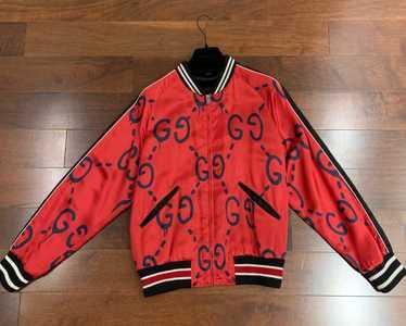 Gucci Gucci Silk Bomber - image 1