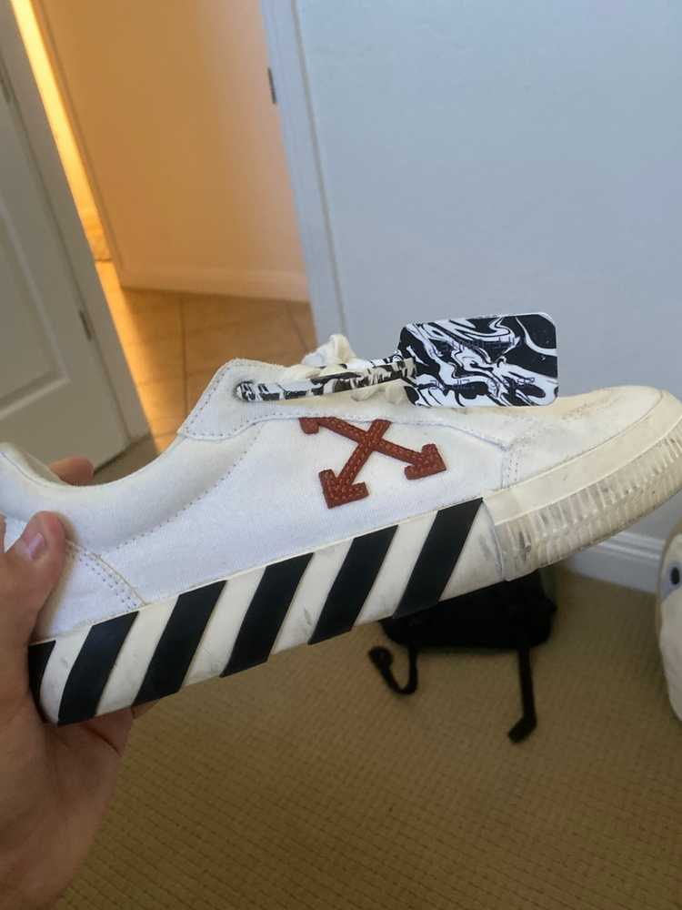 Off-White off white vulcanized authentic - image 1