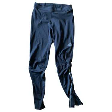 Adidas Black Trousers for Women 38 FR