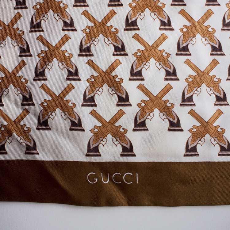Gucci *LAST DROP* Vintage 1970's Gucci Blouse - image 5