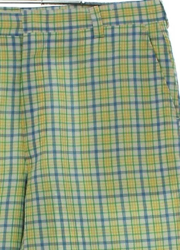 1980's Mens Plaid Golf Pants - image 2
