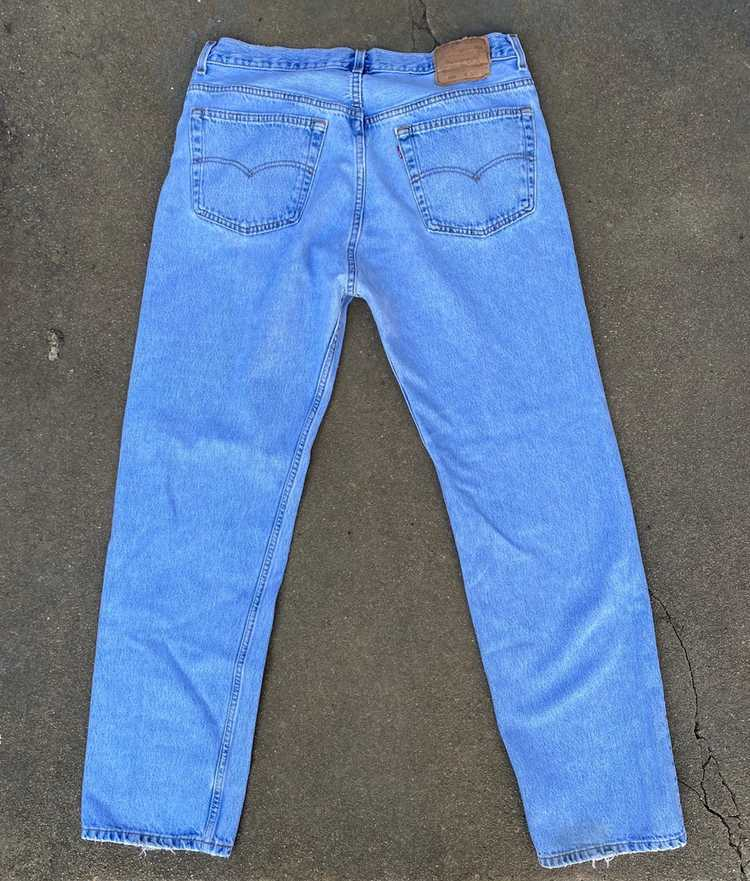 Levi's Vintage Clothing × Made In Usa 90s Vintage… - image 6
