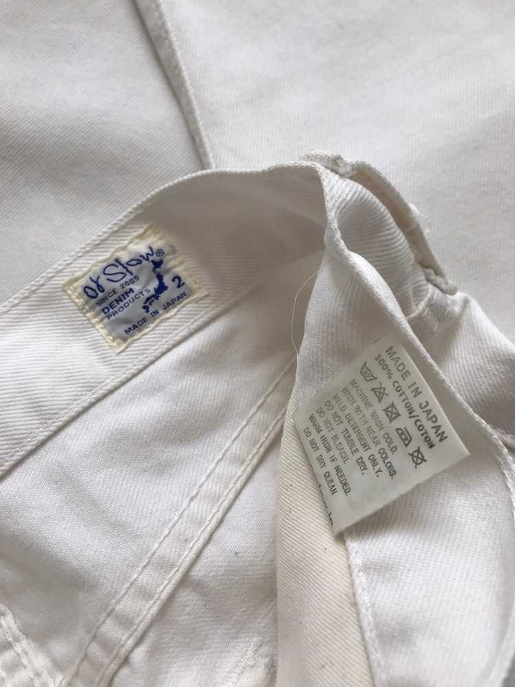 Orslow Orslow 107 Ivy Slim Fit Pants - image 7