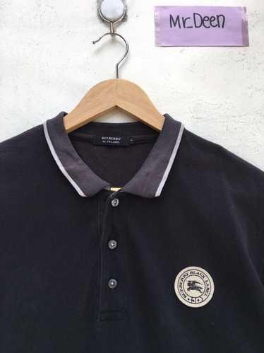Burberry × Vintage Vintage Burberry Black Label Po
