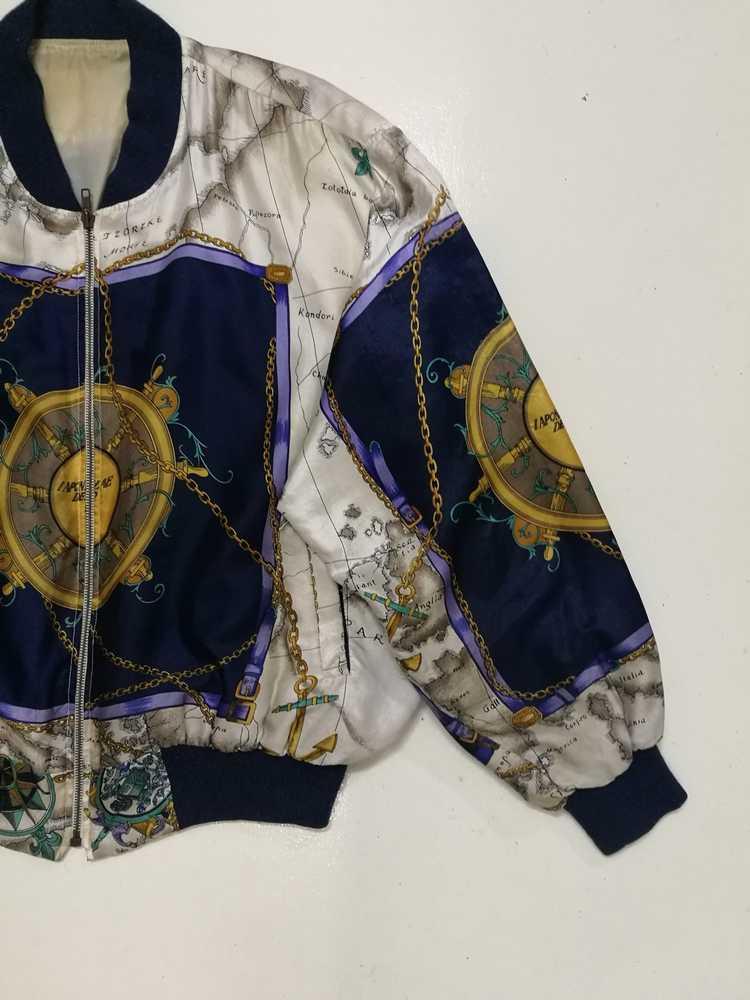 Bomber Style Jacket × Designer × Japanese Brand B… - image 5