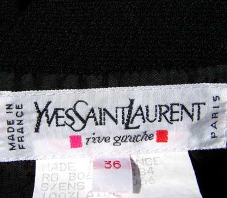 YSL Rive Gauche jacket - image 7